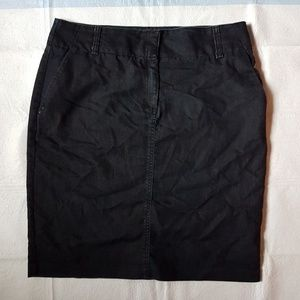 Apostrophe stretch Women's Jean Skirt Size 12
